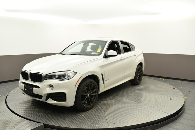 Certified Pre-Owned 2017 BMW X6