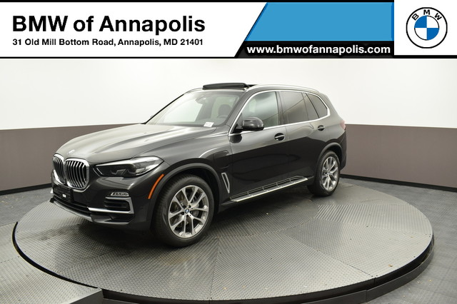New 2021 Bmw X5 Xdrive45e Suv In Annapolis M9d37734 Bmw Of Annapolis