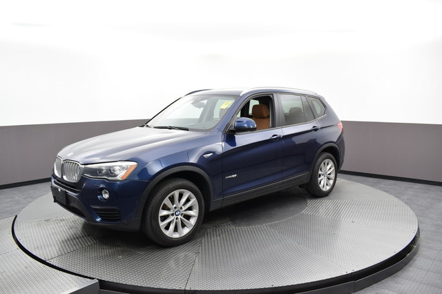 Pre Owned 2016 Bmw X3