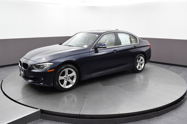 Certified Pre-Owned 2015 BMW 3 Series 328i xDrive With Navigation & AWD