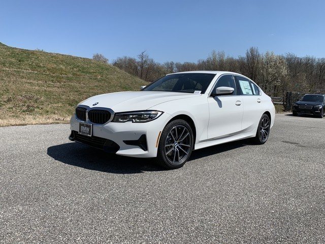 Pre-Owned 2019 BMW 3 Series