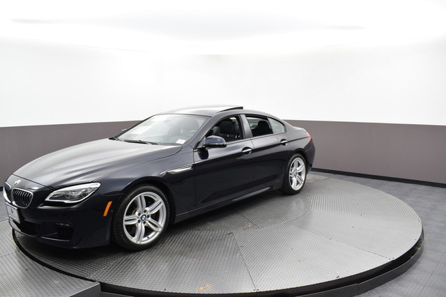 2017 BMW 6 Series >> Bmw 6 Series 640i Xdrive All Wheel Drive Sedan