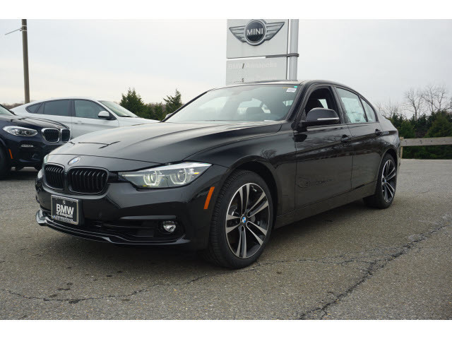 Pre Owned 2018 Bmw 3 Series 4dr Car In Annapolis Jnu94889 Bmw Of