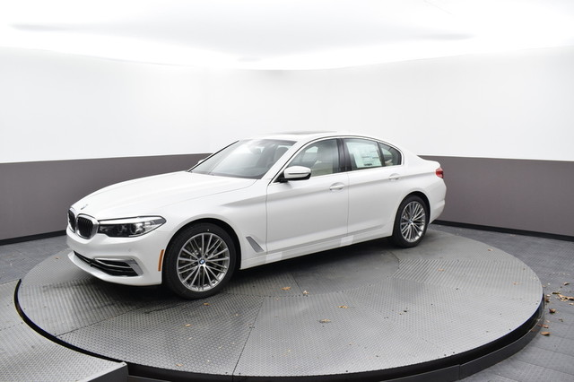 Pre-Owned 2020 BMW 5 Series