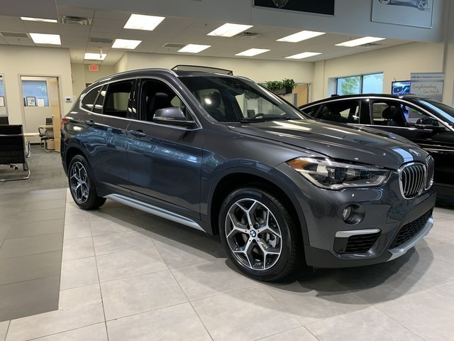 New 2019 BMW X1 xDrive28i