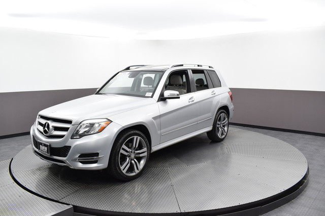 Pre-Owned 2015 Mercedes-Benz GLK