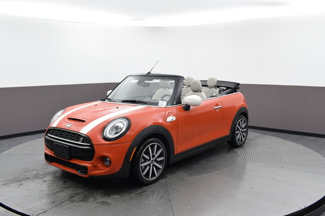 Pre-Owned 2020 MINI Convertible