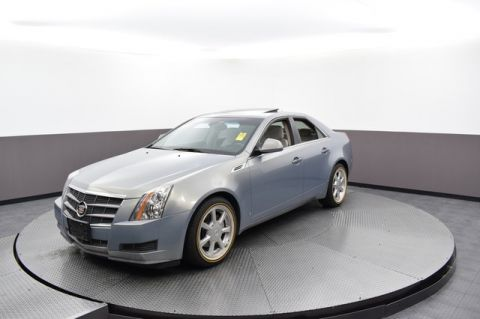 Pre-Owned 2008 Cadillac CTS