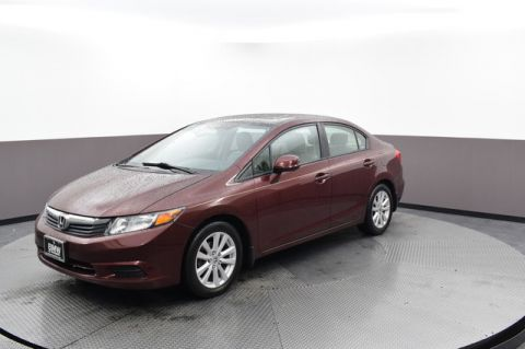 Pre-Owned 2012 Honda Civic Sdn