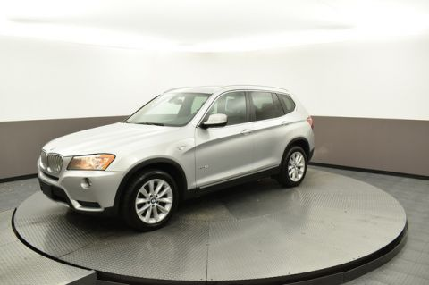 Pre-Owned 2012 BMW X3