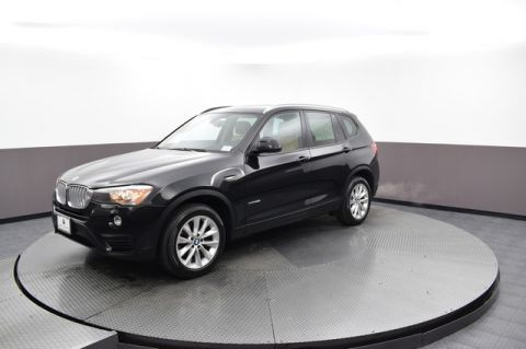 Certified Pre-Owned 2017 BMW X3
