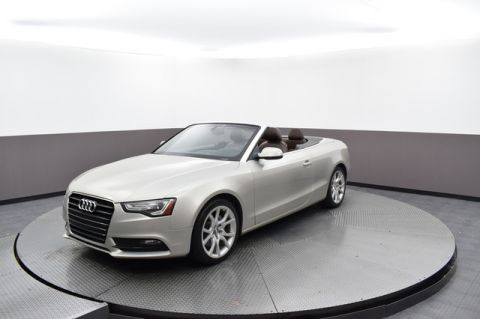 Pre-Owned 2013 Audi A5