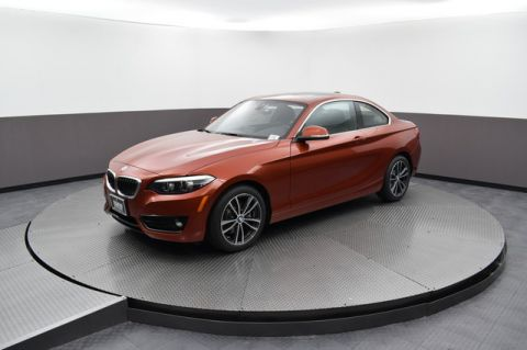 Pre-Owned 2019 BMW 2 Series