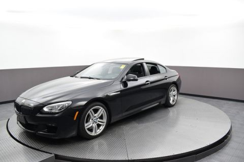 Certified Pre-Owned 2015 BMW 6 Series