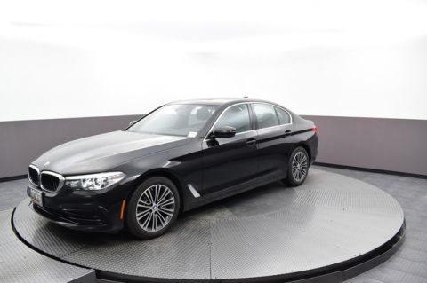Pre-Owned 2019 BMW 5 Series